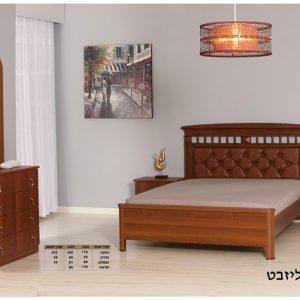 חדר שינה דגם – אליזבת