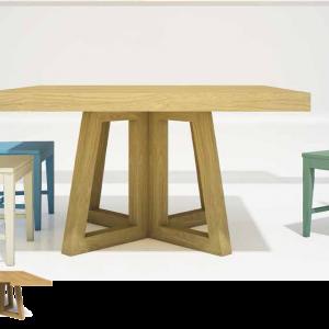 שולחן אקלר כסא לייט