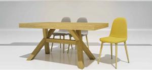 שולחן נפטון כסא בוס