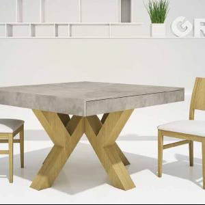 שולחן בריק כסא לוגו